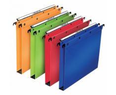Dossiers suspendus pour tiroirs fond V ELBA Ultimate Assortiment - 10 Unités
