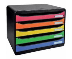 Module de classement Exacompta Big-Box Plus Horizon Multicolore