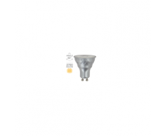 DESTOCKAGE Ampoule GU10 Dimmable SPOT LED 520 LUMENS 2700K 7.5W = 75W XANLITE ref MG75S