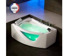 baignoire asym trique acheter baignoires asym triques en. Black Bedroom Furniture Sets. Home Design Ideas