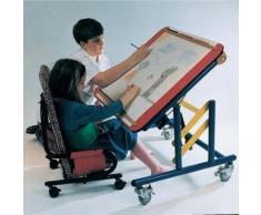 Chevalet d'art pour enfant Easel - accessoire de la table ConvertAble