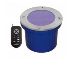 Spot encastrable 144 LED 230V RGB - LUMIHOME