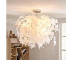 Plafonnier LED Maple feuilles érable design plafonnier lumière chaleureuse - LAMPENWELT