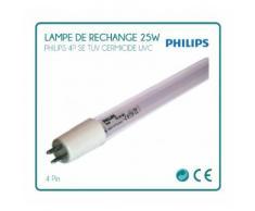 Lampe de rechange 25W Philips pour stérilisateur UV - DESINEO