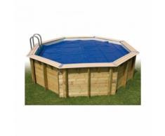 Bâche à bulles pour piscine - 400 x 610 cm - UBBINK