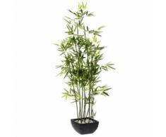 "Plante Artificielle ""Bambou"" - Dim : H 122 cm - PEGANE"
