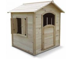 Maisonnette en bois - OVIALA