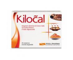Piscine Pharma KILOCAL comprimes Complement alimentaire 20 Comprimes