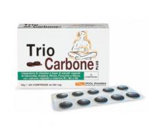 Supplement piscine Triocarbone Pharma Plus Alimentation 40 Comprimes