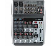 Behringer XENYX Q1002USB mixeur sono et studio compact
