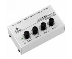 Behringer MICROMIX MX 400 Mixeur 4 canaux niveau ligne