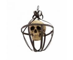 Europalms Halloween lanterne tête de mort