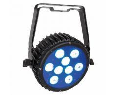 Showtec Power Spot 9 Q5 projecteur LED 5-en-1 RGBWA