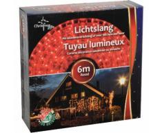 Christmas Gifts guirlande lumineuse 6 m, rouge