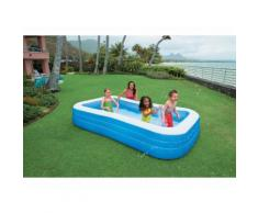 Piscine gonflable rectangulaire Family 305x183x56cm