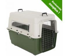 Feria Cage de transport pour chien et pour chat - Taille L : 90x60x68 cm