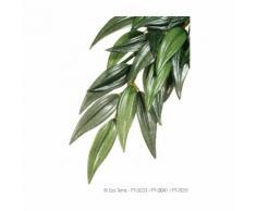 Plante artificielle Ruscus 70 cm pour terrarium Exo Terra