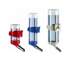 Biberon en plastique transparent Drinky pour rongeurs Taille S Contenance 150 ml