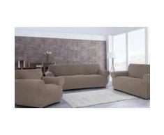 La taille : Housse de canapé 3 places + 2 places + 1 place / Lin