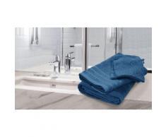 Pack linge de bain : Pack Simple / Petrole