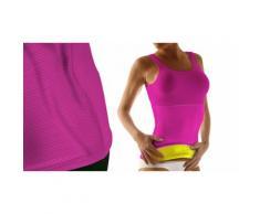 Sauna Top : 1 top - Rose / Taille L/XL