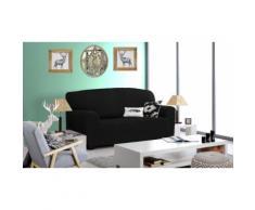 La taille : Housse de canapé 3 places / Noir