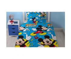Housse de couette pour enfant : Mickey Mouse