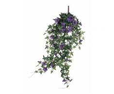 MICA DECORATIONS DE LISERON Plante artificielle Chute - Violet