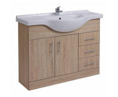 Meuble-lavabo 106x78x48cm