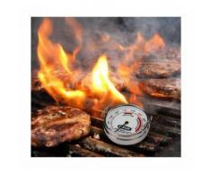Man law man law bbq - thermomètre pour barbecue