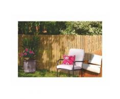 Canisse naturelle bambou 2x5m 75% ref.5030017