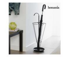 Porte-parapluie Métallique Black Homania