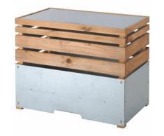 Composteur LIGN Z brun CL3B | 77 x 48 cm