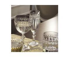 Flute à champagne en cristal - Lot de 6 MISS DESIREE