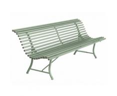 Banc de jardin 4 places cactus LOUISIANE