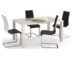 JUSTyou Ronald Table salle a manger 160÷200x90x75