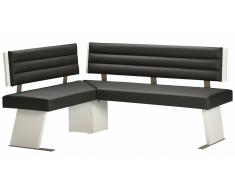 JUSTyou Dawn II Banc salle a manger 140x180 Anthracite