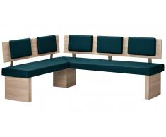 JUSTyou Dawn I Banc salle a manger 155x195 Turquoise