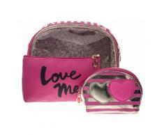 TROUSSE MAQUILLAGE ROSE