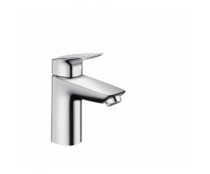 Hansgrohe Logis 100 Mitigeur lavabo sans garniture de vidage