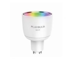 MiPow Playbulb Spot LED GU10 4W (25W) RGB blanc Lot de 3