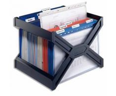 Bac de classement Carry Plus pour dossiers suspendus escamotable L360 x H270 x P320 mm