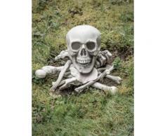 Décoration 14 squelettes Halloween 40 x 15 x 16 cm Taille Unique