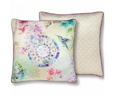 HIP Coussin décoratif 6107-H Pallavi 48 x 48 cm Multicolore