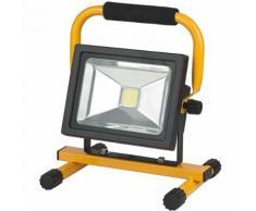 Brennenstuhl Projecteur d'extérieur LED Akku ML CA 130 IP54 30 W