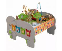 KidKraft Table d'activité pour enfants Multicolore Bois 17508