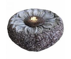 Velda Fontaine de jardin Tournesol Grise 850810