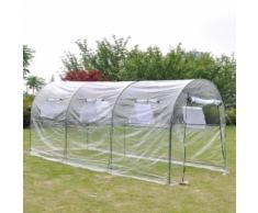 vidaXL Serre portable de jardin Large