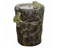 Velda Dispositif d'eau Fontaine de jardin avec grenouilles 35 W