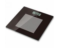 Inventum Pèse-personne Verre Noir 180 kg PW405ZW